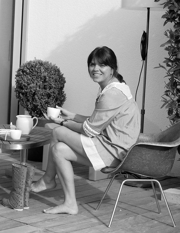 Caroline Attard-Zullo, créatrice de la marque KATTARD genève