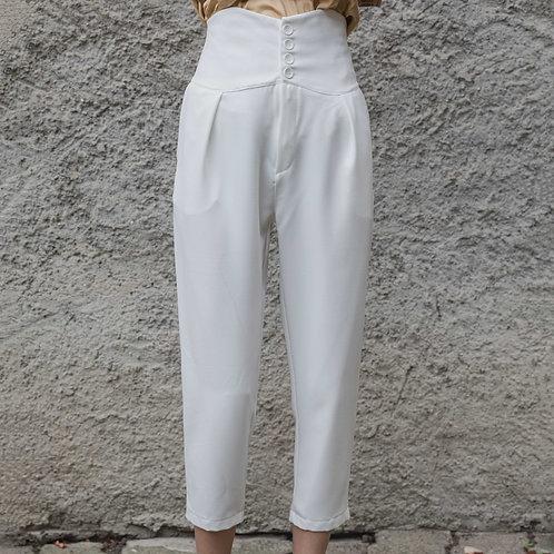Pantalon VIEDMA blanc