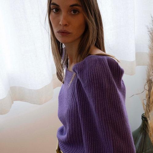 Pull SARA lilas