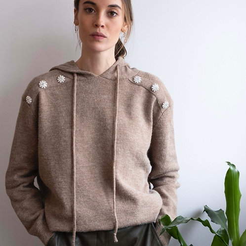 Sweat LIVIA beige