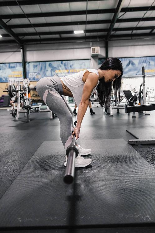 4 Week Full-Body Strength - Intermediate