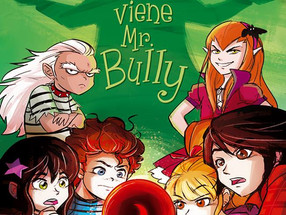 "EL CLUB DE LOS KAKAMONSTUROS: ""Que viene Mr. Bully."""