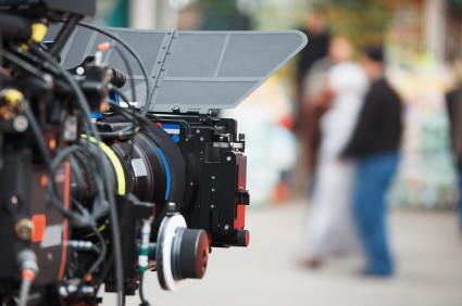 FilmingWithProfessionalCamera_iStock_000