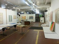 Lois' current studio in Indianapolis