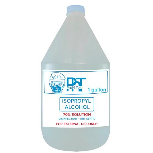 Isopropyl Alcohol 1 gallon