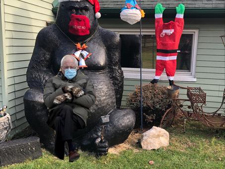 Bernie Sanders and The Gorilla