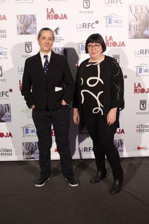 ARAE Representantes, Elvira Herrera y Paloma Fernández