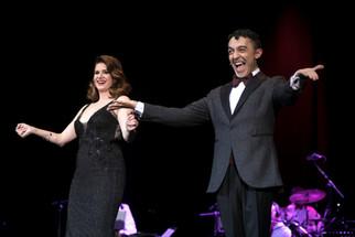 Verónica Ronda y Ángel Ruiz