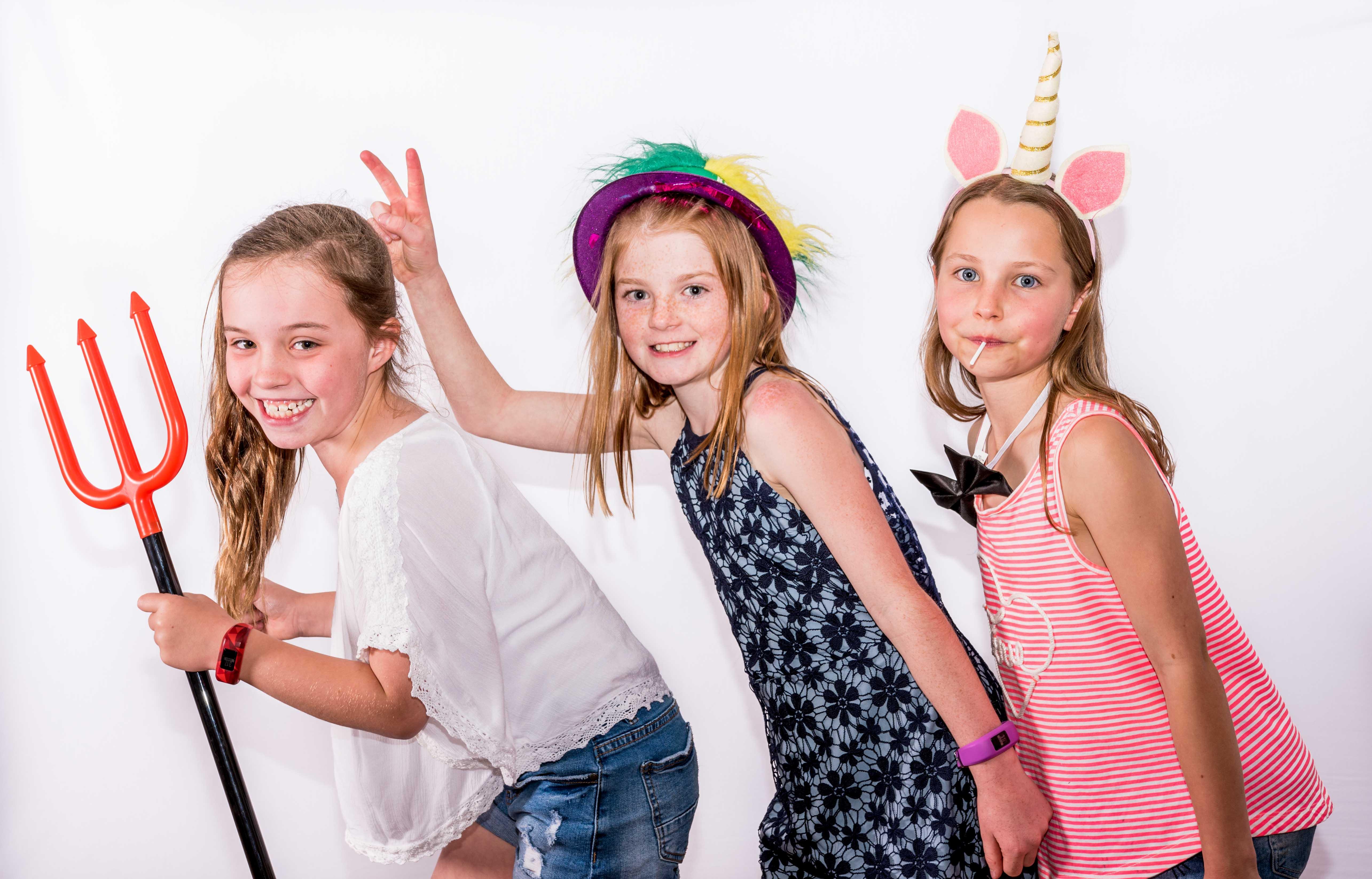 Little Diva's Photoshoot Party