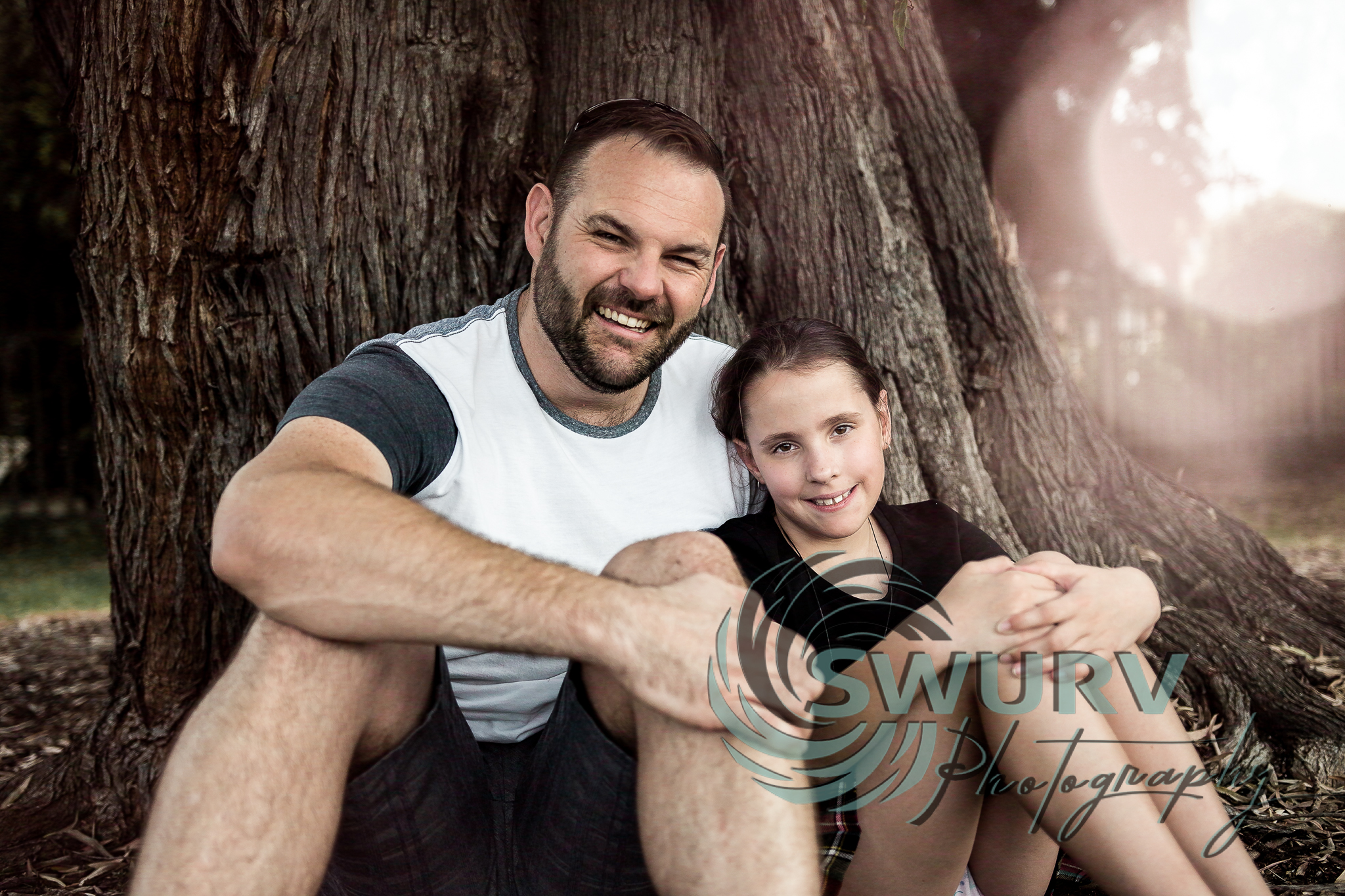 Father Daughter by Swurv