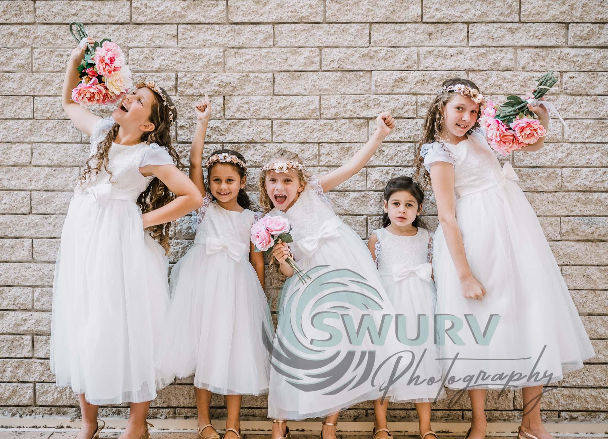 Bridesmaids by Swurv