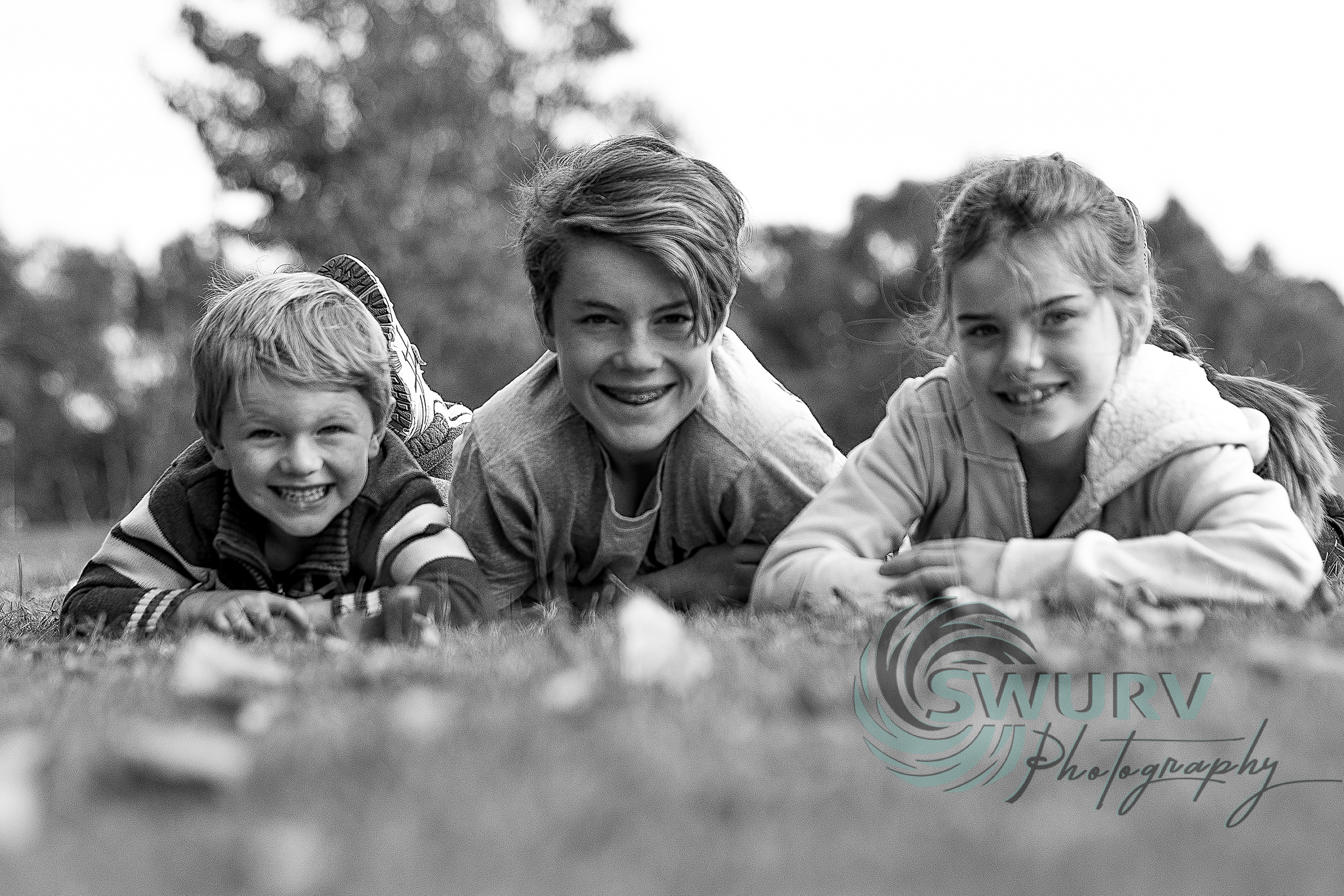 Family Portrait by Swurv Photography