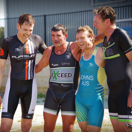 Exceed Triathlon Club Perth SuperSprint
