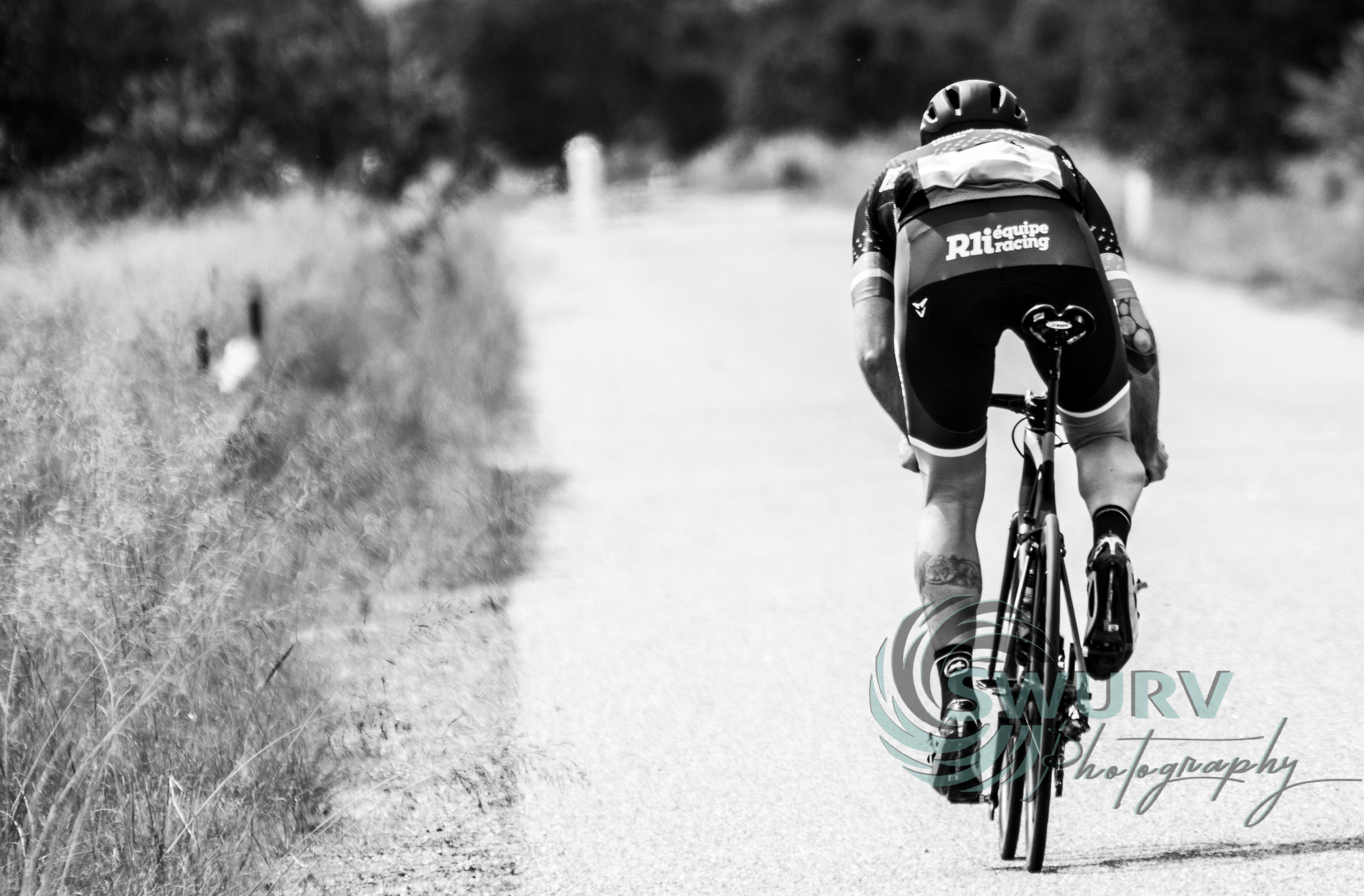 Cycling photography by Swruv