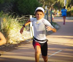 Exceed Triathlon Run