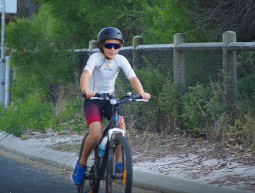 Exceed Kids Triathlon Bike