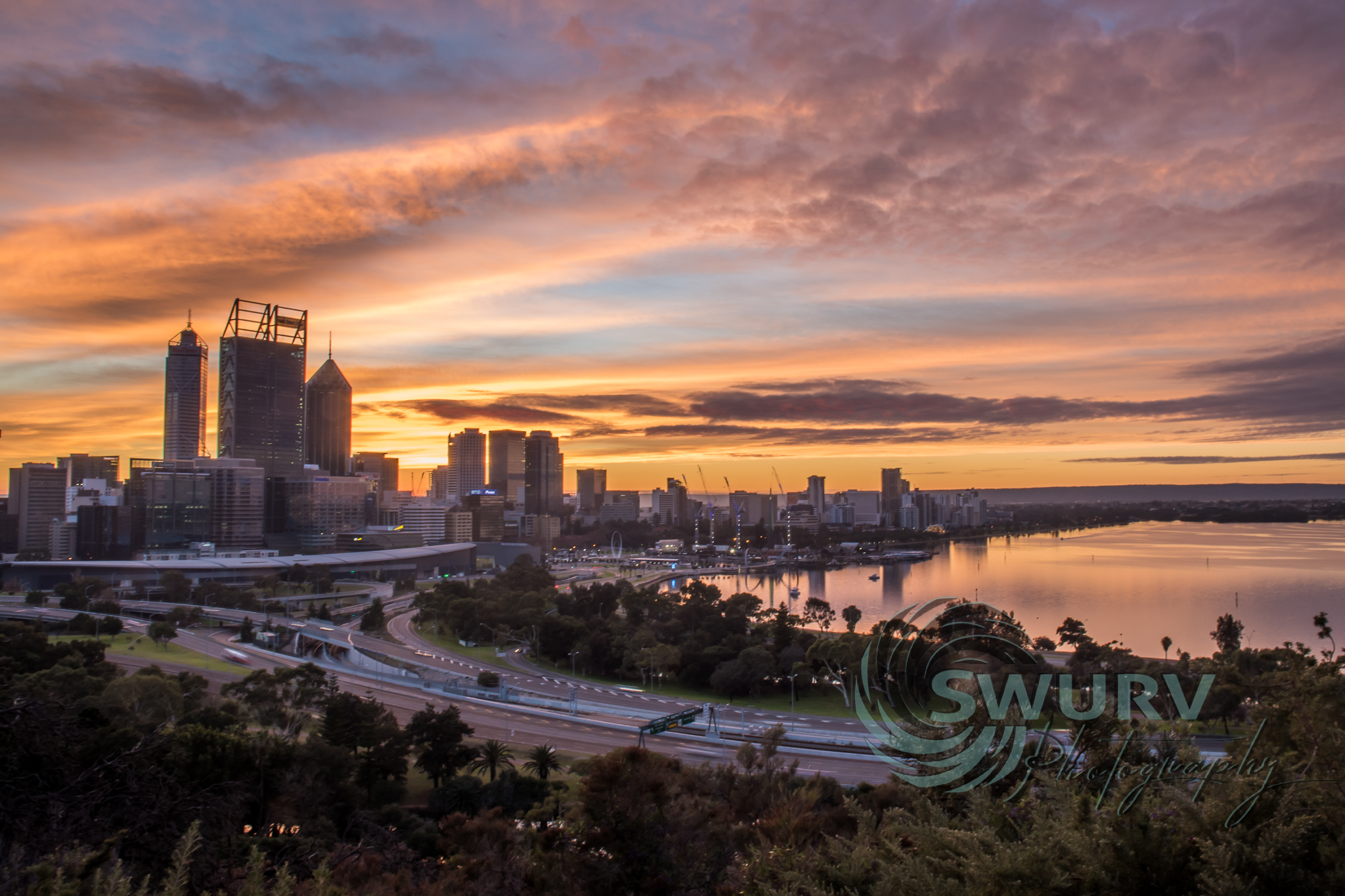 Kings Park in the morning