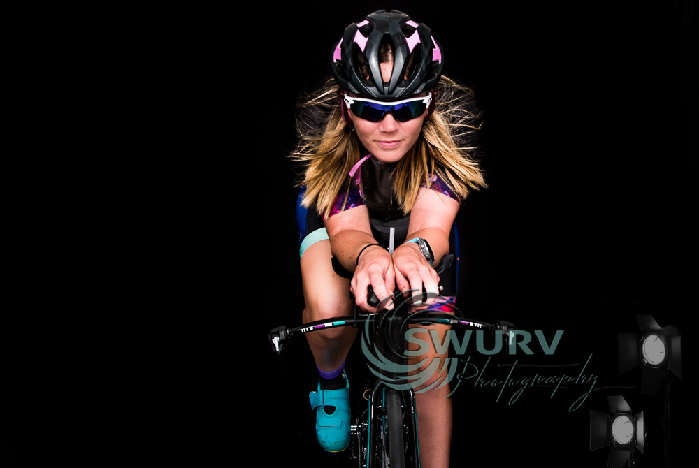 Cycling photoshoot session by Swurv
