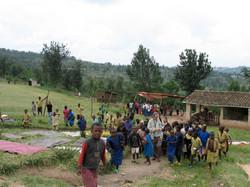 Fieldwork in Rwanda