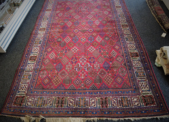 hand knotted carpet Iran