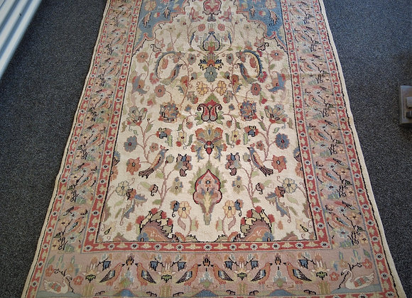 hand knotted carpet Sinkiang