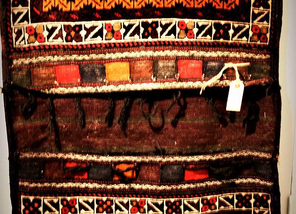 Antique Camel bag
