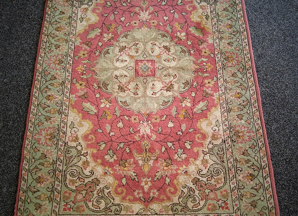 beautiful Iranian hand knotted rug
