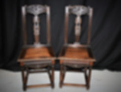 19th cent chairs 6. 16430