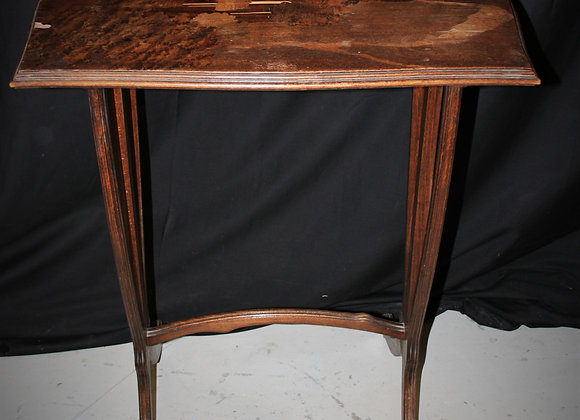 Galle Marqueterie occasional table