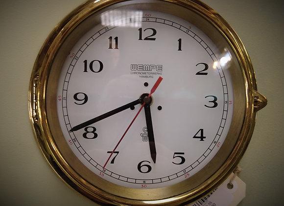 Wempe ships clock