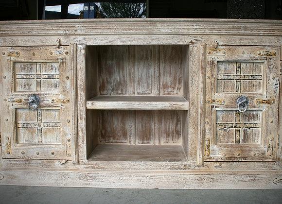 teak plasma cabinet