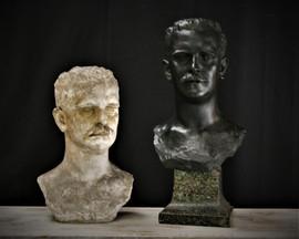 Bronze by E Peynot 1891 (incl artists bl