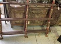 rustic ladder 6 shelf
