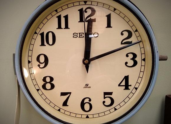Seiko ships clock