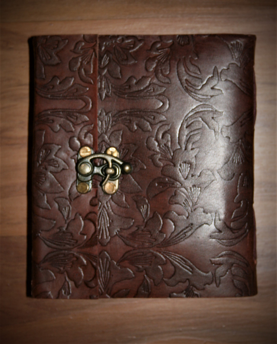 Greetings, just added our journals in the store front. Great for that small gift you need to get.
