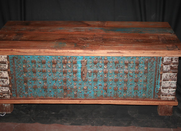 Coffee table, blanket box