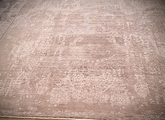 Large Silk Hand-cut Carpet