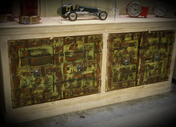 Large recycled sideboard