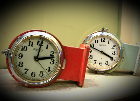 Large ships clocks