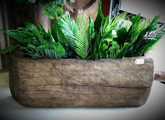 """Naga """"Doda"""" solid hand carved teak"""