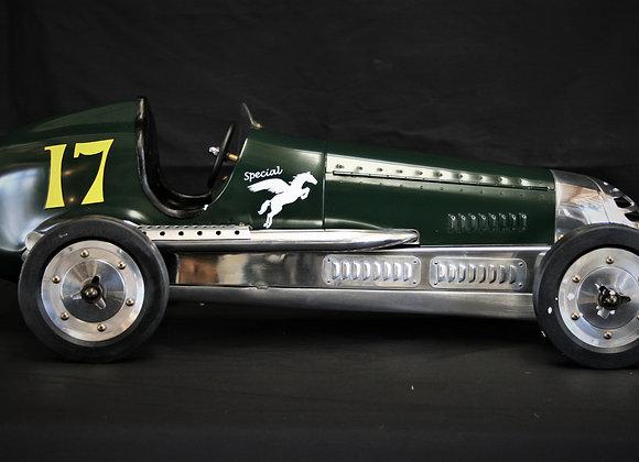 Green BB Korn racecar