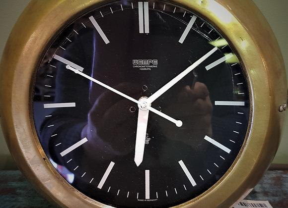 retro Wempe ships clock