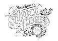 Flure di Li B&W Avoca Lodge Logo.png