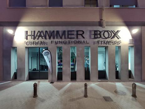 Hammer Box Crossfit, Granada