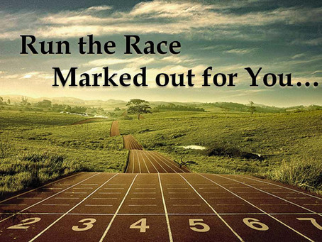 RUNNERS AT YOUR MARK!