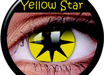 LENTES LOCOS YELLOW STAR