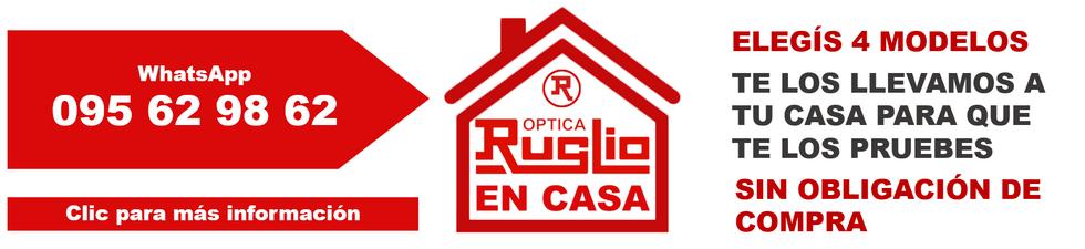 RUGLIO EN CASA