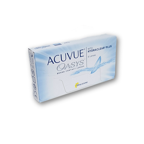ACUVUE OASYS - HYDRACLEAR PLUS