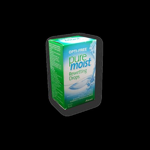 OPTI - FREE PURE MOIST GOTAS 10 ml