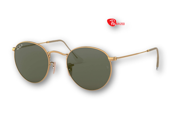 RAY-BAN ROUND RB3447 112/58